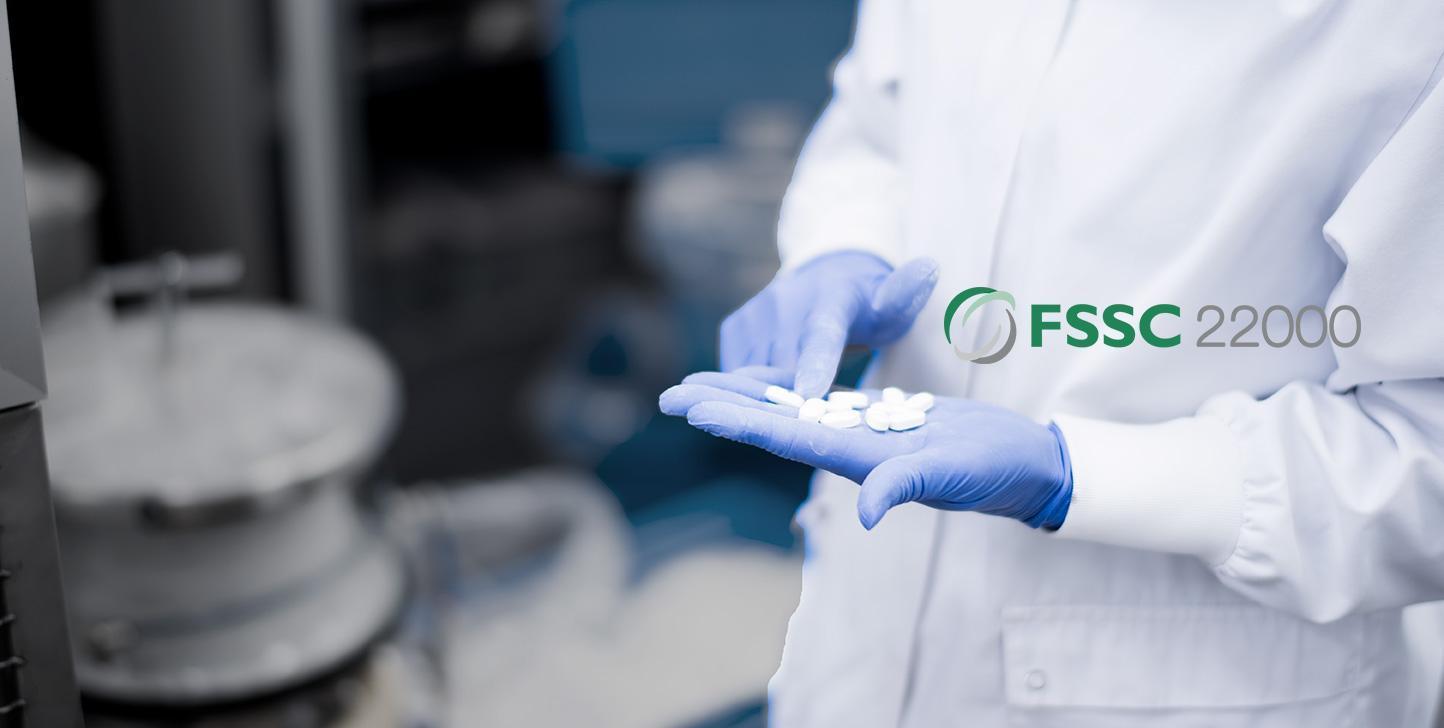 WE GOT FSSC 22000!